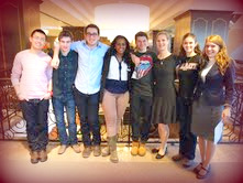 The Team:Dezhi, Myles, Zach, Lwam, Alex, Lydia, Jamie, and Emma